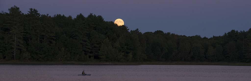 Super moon David Hodsdon 27-September2015